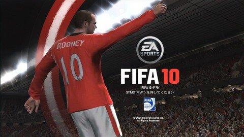 FIFA10 DEMO