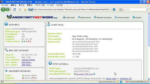 AnonymityNetwork.com