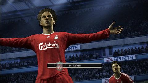 FIFA09 BE A PRO