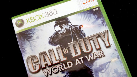 Call of Duty:World at War (1)