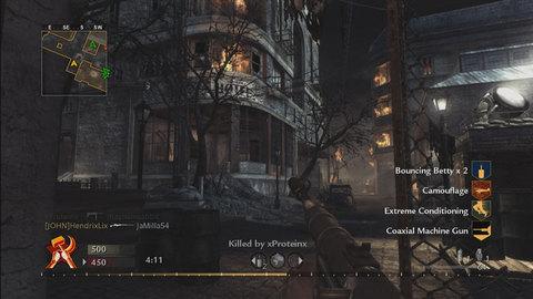 Call of Duty:World at War Nightfire