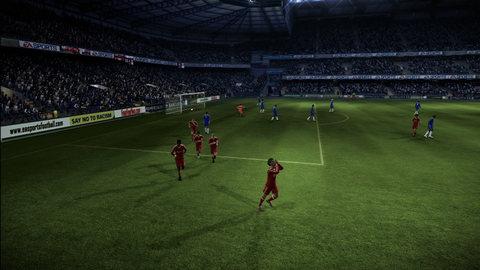 FIFA 09 ゴールパフォーマンス