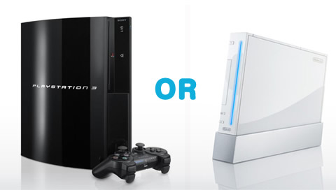 PS3 or Wii
