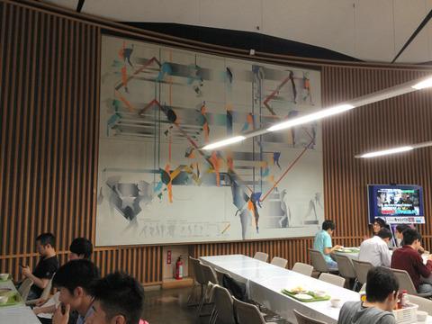 【話題】東大、絵の価値知らず? 大学生協が食堂飾った著名画家の大作廃棄