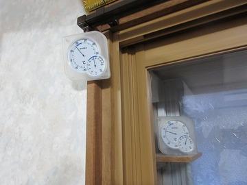 内窓温度差