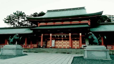 20180322五社神社諏訪神社