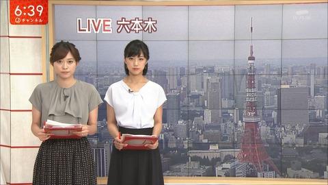 久冨慶子 スーパーJチャンネル 18/07/19