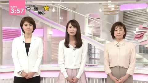中島芽生 news every. 18/07/13