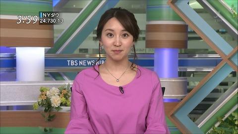 尾崎朋美 はやドキ! 18/07/12