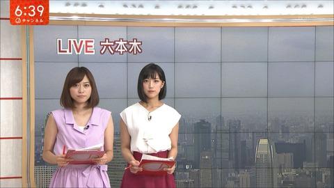 久冨慶子 スーパーJチャンネル 18/07/12