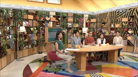 守本奈実 ハートネットTV 18/07/17