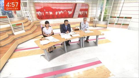 竹内由恵 スーパーJチャンネル 18/07/19