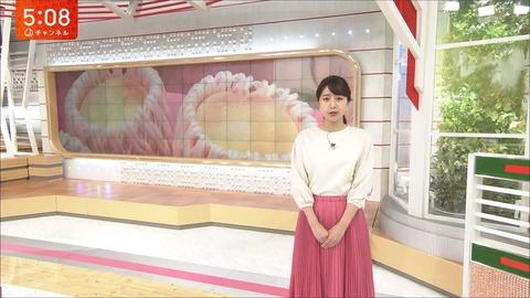 林美沙希 スーパーJチャンネル 18/07/18