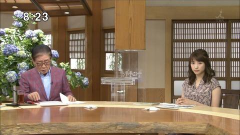 伊藤友里 サンデーモーニング 18/06/10