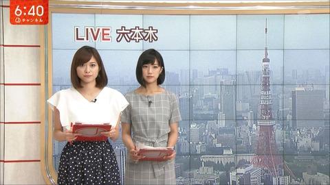 久冨慶子 スーパーJチャンネル 18/07/18