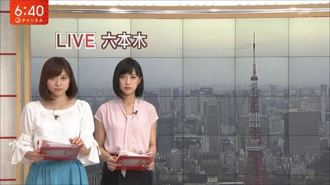 久冨慶子 スーパーJチャンネル 18/06/27