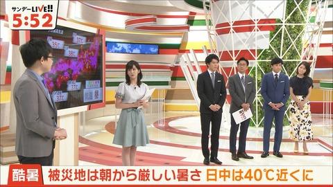 林美桜 サンデーLIVE!! 18/07/15