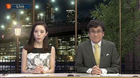 古谷有美 週刊報道Bizストリート 18/07/14