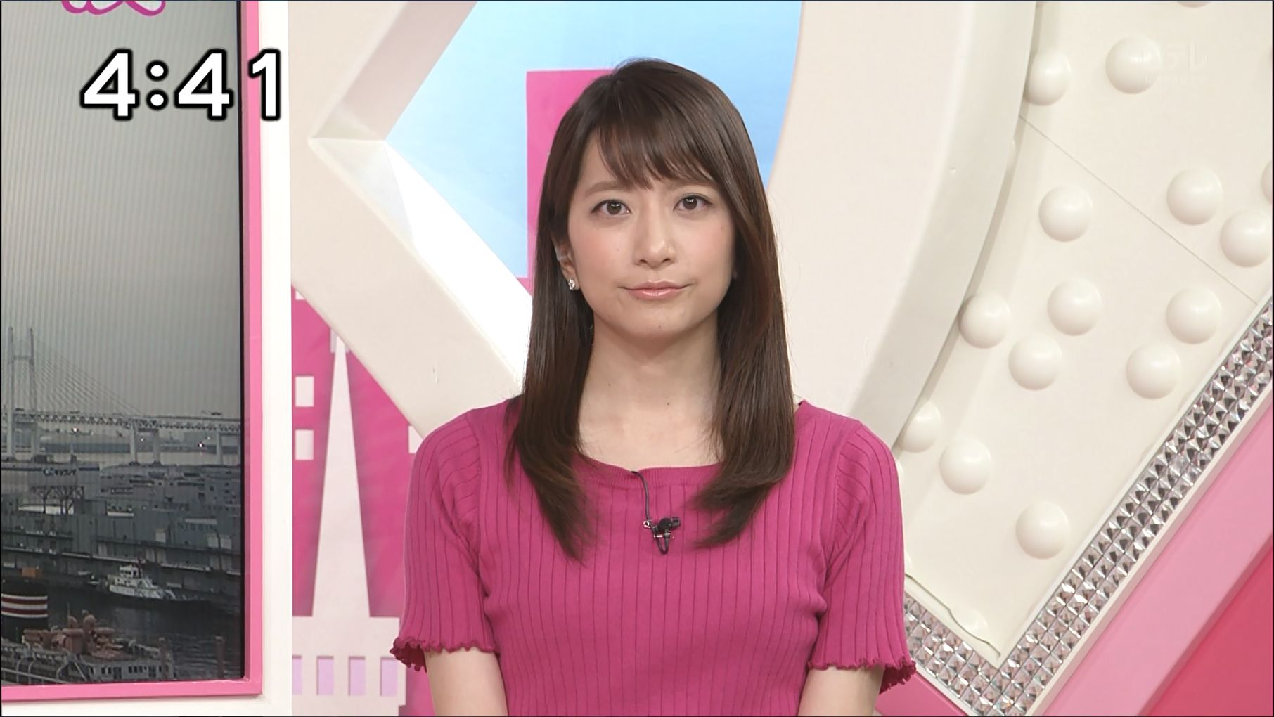 笹崎里菜 Oha!4 17/05/29:女子...