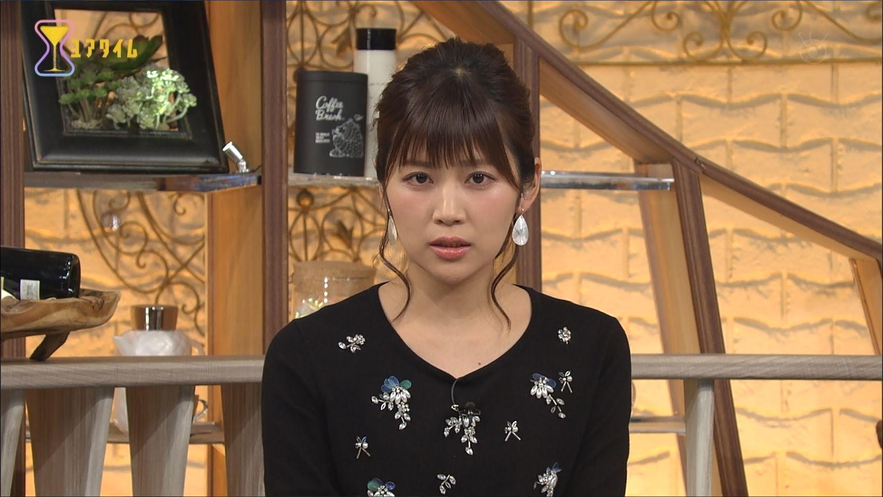 竹内友佳 ユアタイム 17/01/06:女子アナキャプでも貼っておく ~Optimistic Attraction~