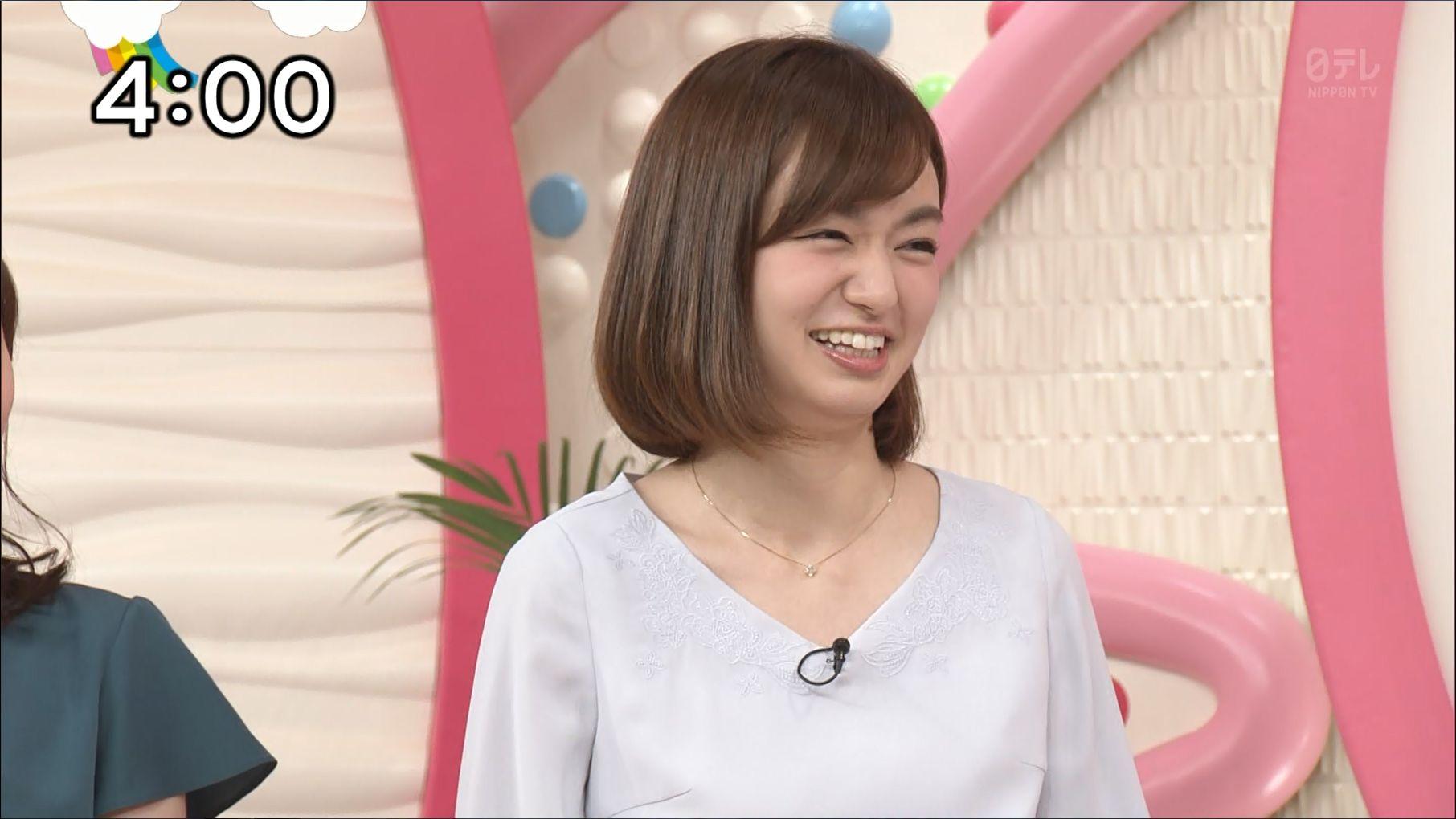 後藤晴菜 Oha!4 17/05/25:女子...