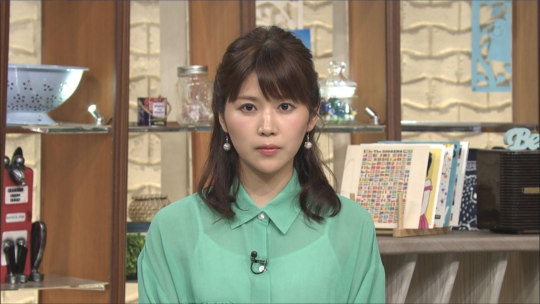 竹内友佳 ユアタイム 17/05/05:女子アナキャプでも貼っておく ~Optimistic Attraction~