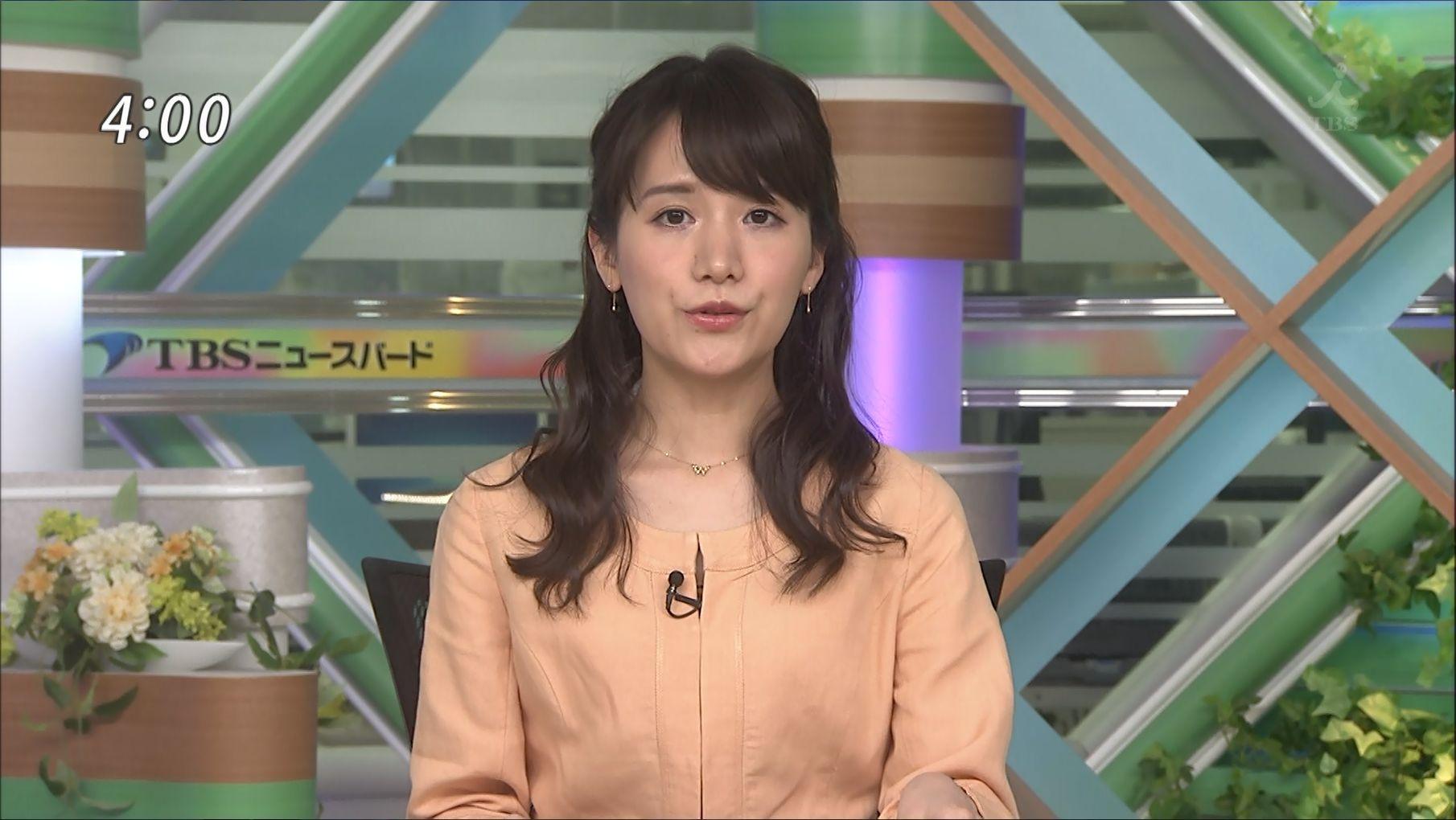 尾島沙緒里 ニュースバード 17/0...