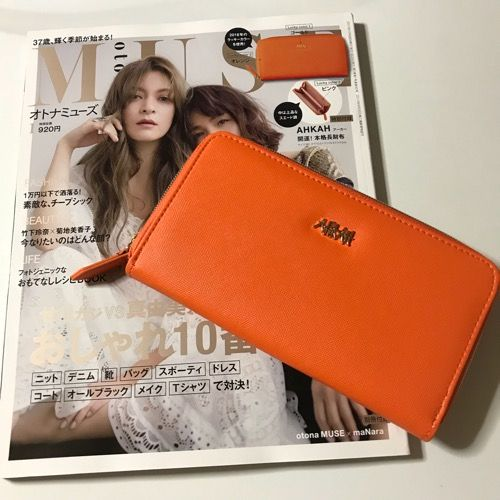 2〜3,000円の財布を探している人は、今月(2018/1月号)の『オトナミューズ』を買うと良いよ!