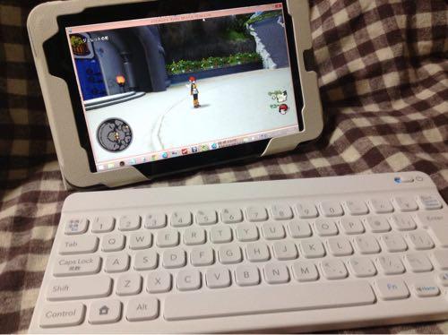 iconia ポケモンキーボード画像