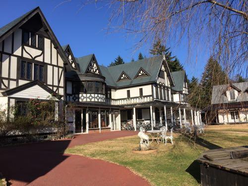 ロンギングハウス写真