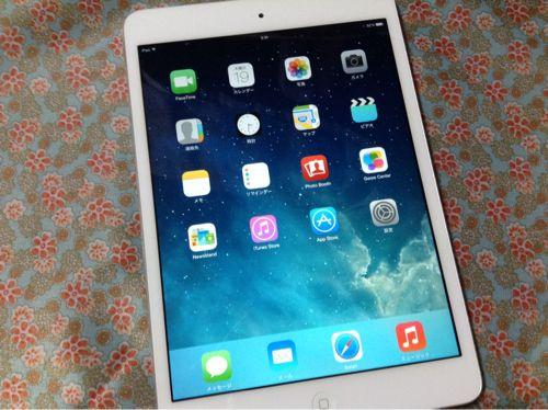 iPad mini画像2