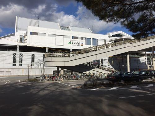 軽井沢駅 写真