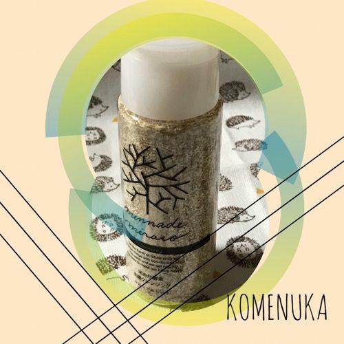 米ぬか酵素洗顔クレンジング写真1