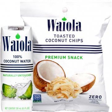 Waiola ワイオラ ココナッツチップス