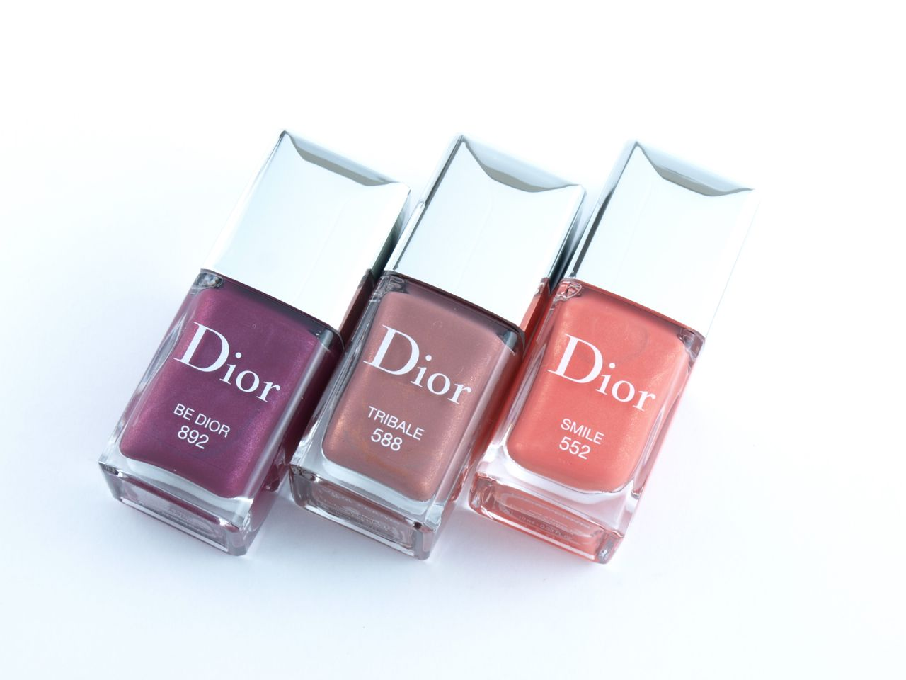 Dior ディオール ヴェルニ #588