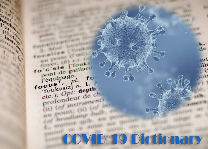terms about COVID-19 we need to know