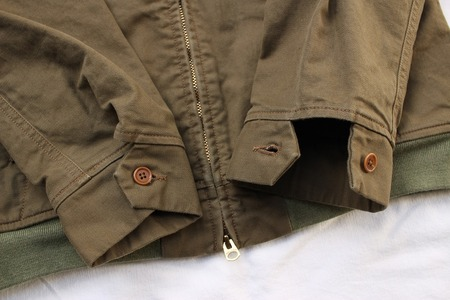 BETHPAGE SHORT JACKET