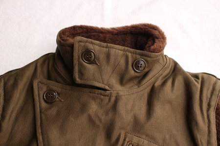 WINTER AVIATORS' VEST (2)