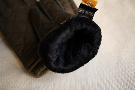 ESCORIAL WOOL GLOVES