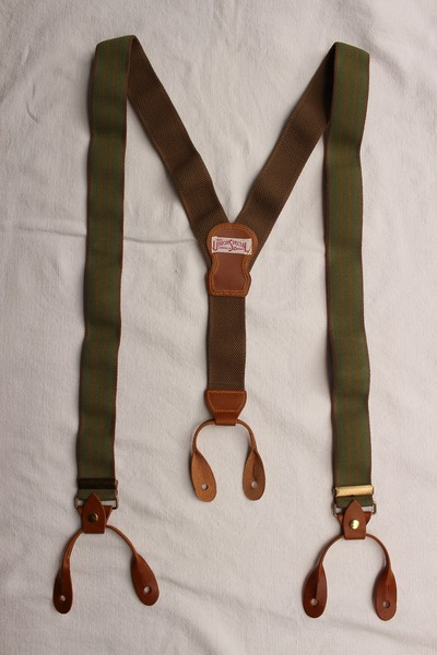 HEAVY STRONGHOLD SUSPENDERS