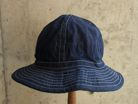 PW DENIM HAT