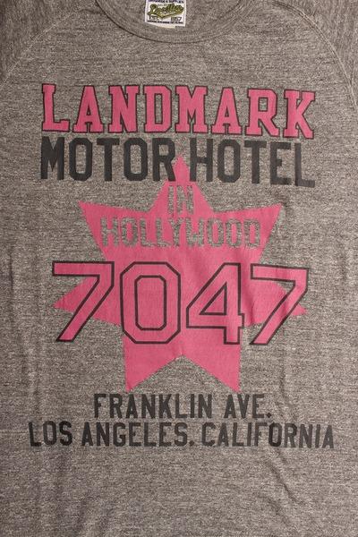 Landmark Motor Hotel.1970