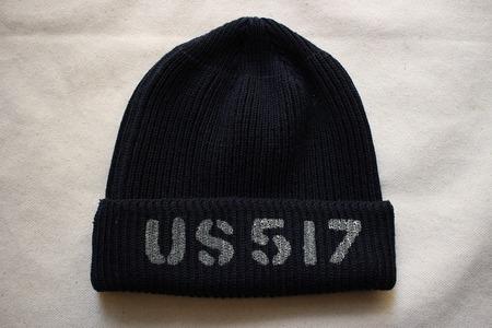 U.S.NAVY WATCH CAP