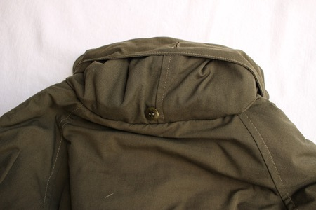 MILITARY STYLE WORKING PARKA
