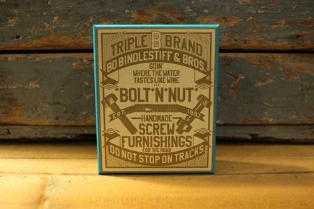 BOLT'N'NUT SCREW BANGLE