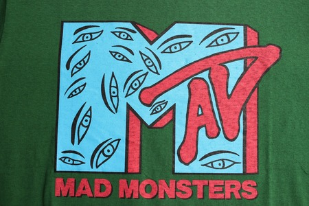 MAD MONSTER LOGO