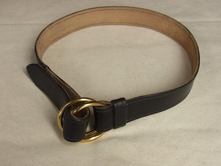 DOUBLE RING BELT