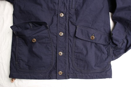 CROAKER FIELD COAT