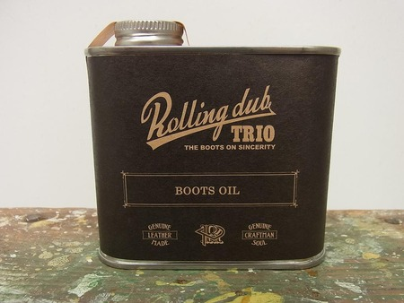 BOOTS OIL