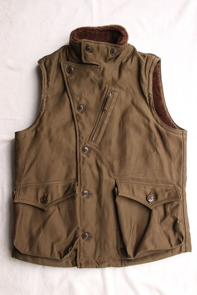 WINTER AVIATORS' VEST (1)